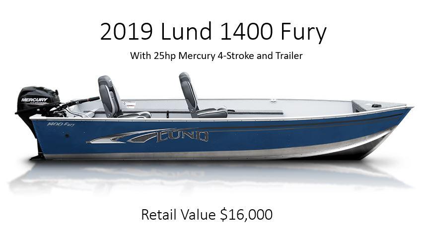 2019 Boat Raffle