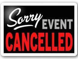 34th Annual Banquet Cancelled